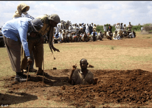 Islamist Militants Stone Man To Death For